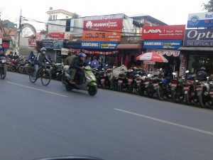 Endless line for petrol